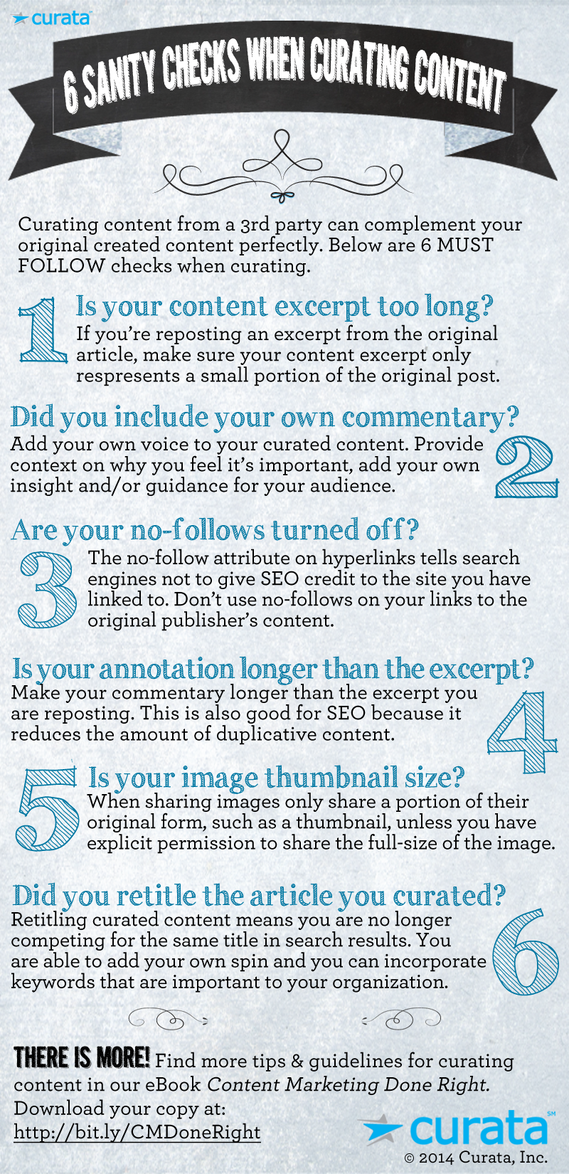6 sanity checks when curating content infographic curata blog ethicsinfographicv2curata fandeluxe PDF