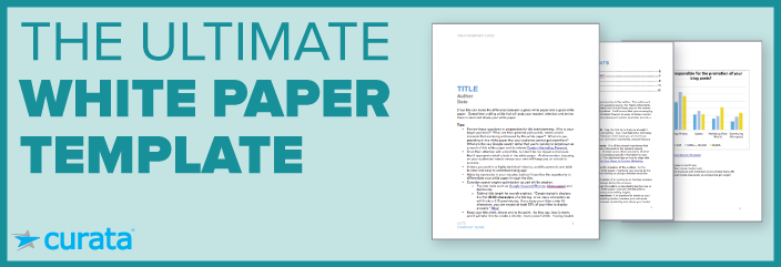 White paper your ultimate guide to creation white paper template maxwellsz