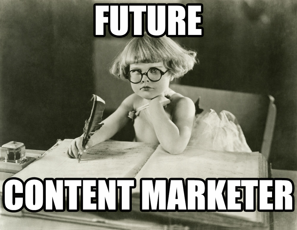 Journalists = great content marketers