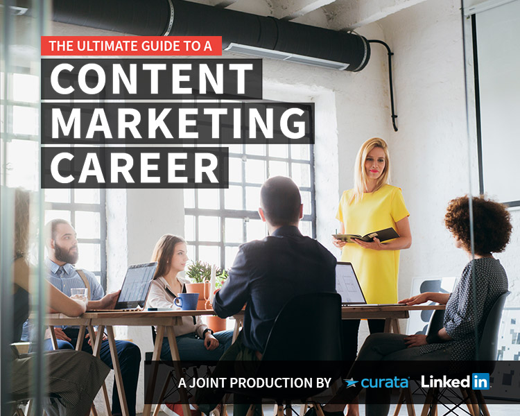 The Ultimate Guide to a Content Marketing Career - cover