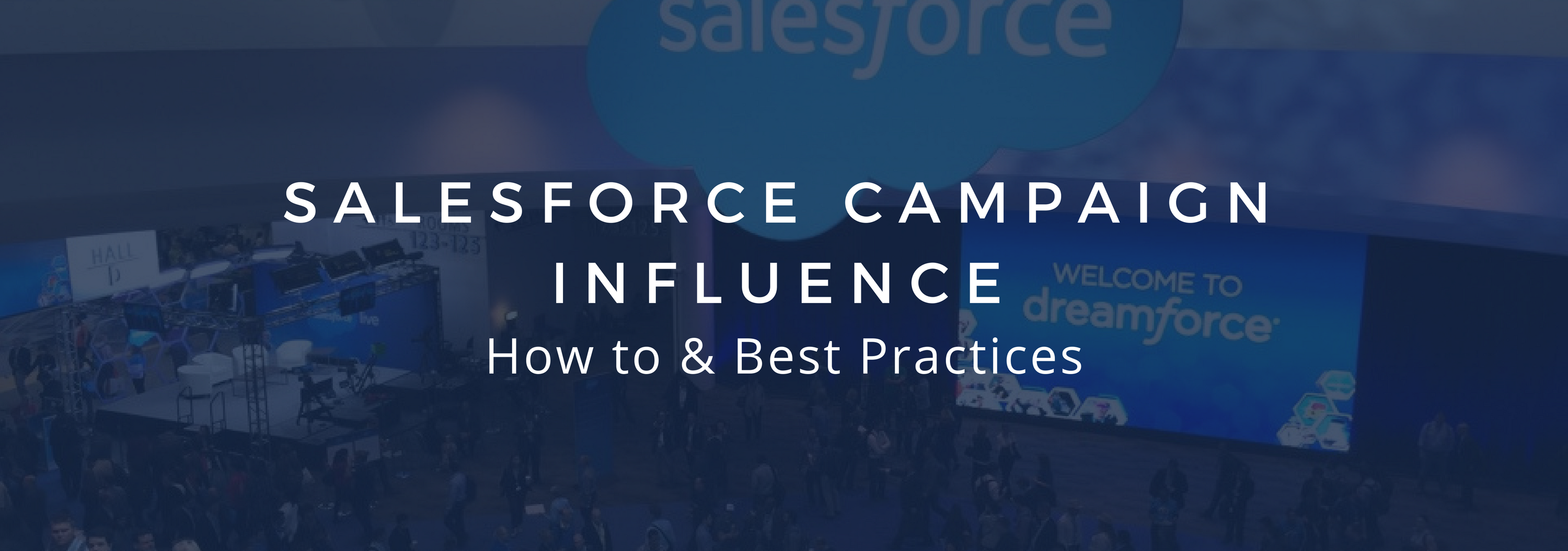Salesforce campaign influence marketing attribution how to fandeluxe Images