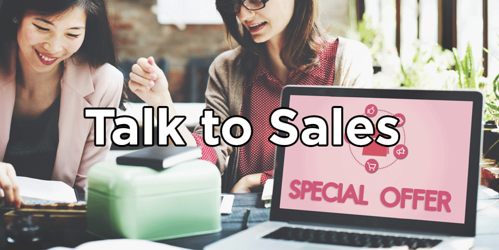 Talk to sales