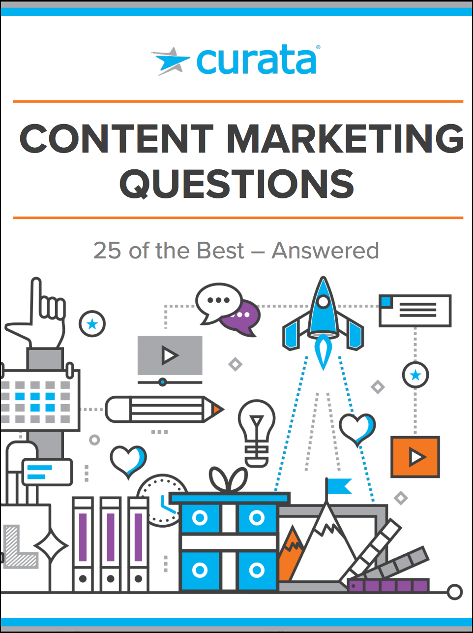 25 of The Best Content Marketing Questions Answered