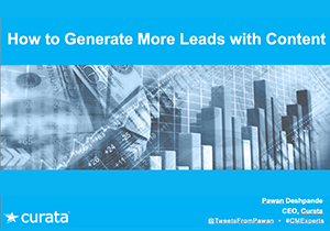 Data-Driven Content Marketing: How to Generate More Leads with Content